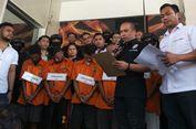 Rekonstruksi Pengeroyokan Anggota TNI, 5 Tersangka Dihadirkan