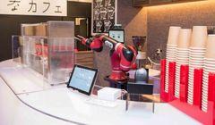Unik, Barista Robot Siap Layani Anda di Henna Cafe di Shibuya Jepang