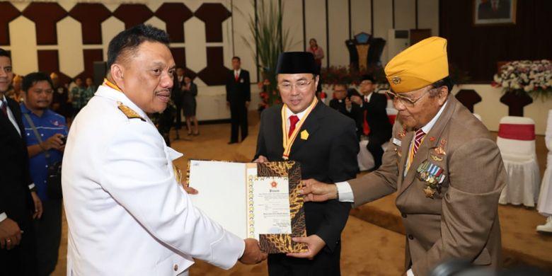 Presiden Jokowi Naikkan Tunjangan Veteran, Gubernur Sulut Apresiasi