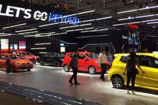 Tanggapan Toyota soal Uang Muka Nol Persen