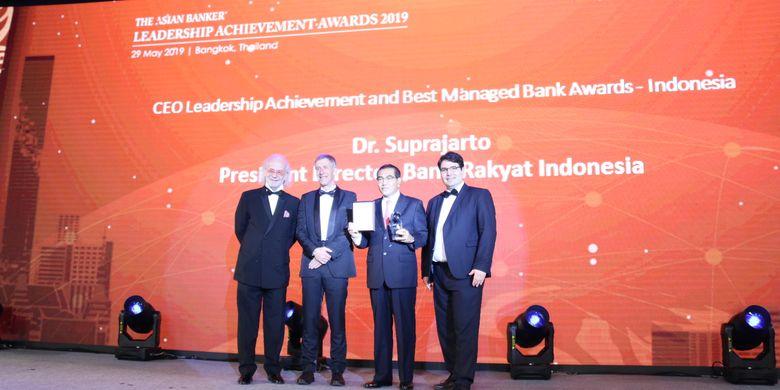 BRI Dinobatkan sebagai The Best Managed Bank di Indonesia