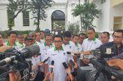 Bawa Pengurus HKTI ke Istana, Moeldoko Sampaikan Dukungan Politik untuk Jokowi