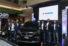 Suzuki Lirik Kompetitor Saat Kembangkan Ertiga Sport
