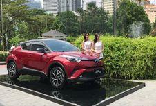 Toyota C-HR Hybrid Lebih Mahal Rp 30 Juta