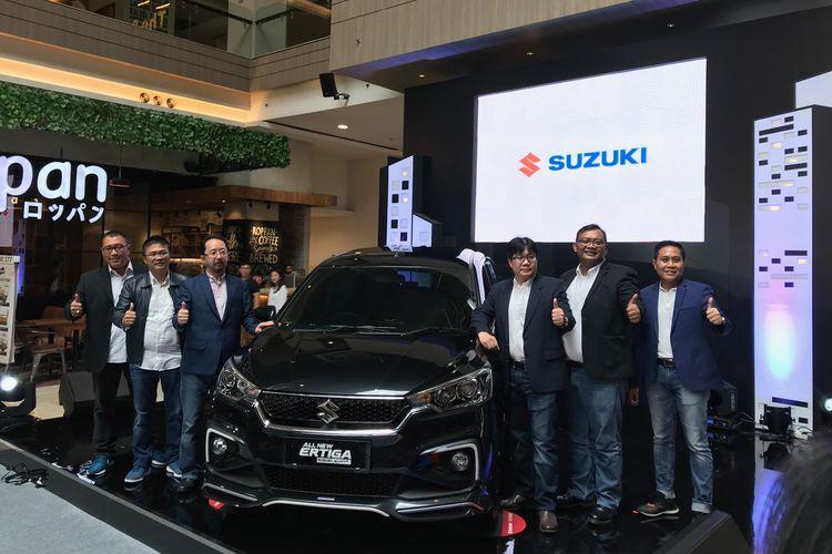 Peluncuran Suzuki Ertiga Sport