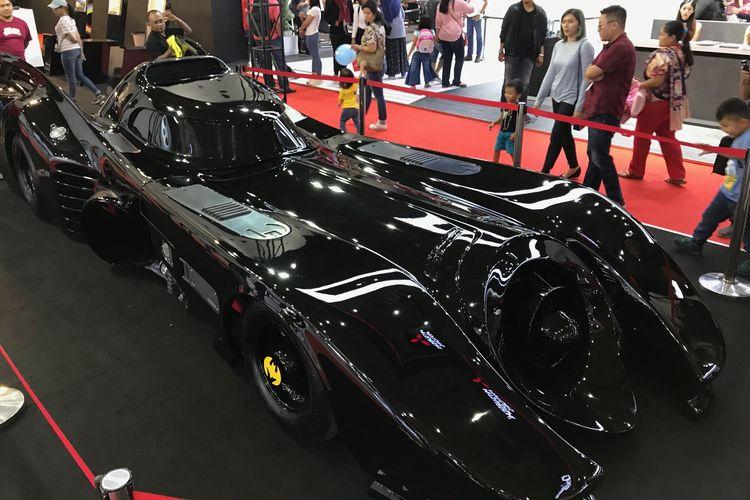 Mobil Batman di Telkomsel IIMS 2019