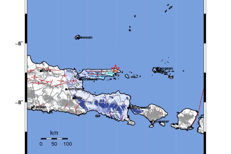 Gempa Sumenep Bantah Mitos Tentang Pulau Madura