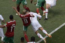 Babak I, Portugal Ungguli Maroko, Ronaldo Bikin Rekor Gol
