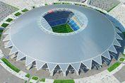 Samara Arena, Stadion Bernuansa Luar Angkasa