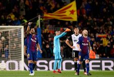 Luis Suarez Kritik Permainan Negatif Valencia