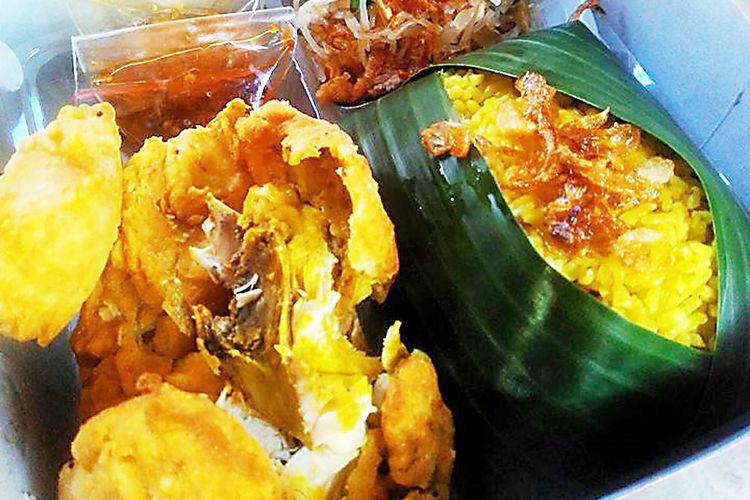 6 Olahan Nasi Gurih di Indonesia yang Wajib Diketahui