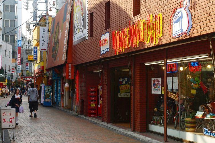 kota Machida di Tokyo