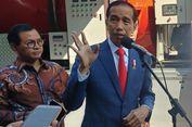 Jokowi Minta Seluruh Menteri Waspadai Perang Dagang AS-China