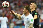 Kroasia Vs Inggris, Kieran Trippier Sejajar David Beckham