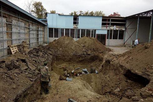 Kuburan Massal 1.800 Tentara Jerman Ditemukan di Kota Volgograd