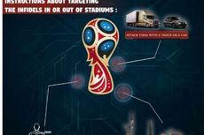 ISIS Rilis Poster Cara Lakukan Aksi Teror di Piala Dunia