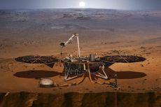 Rekaman Robot InSight: Begini Suara Angin di Planet Mars
