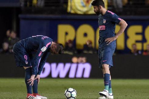 Hasil Liga Spanyol, Atletico Kalah, Barcelona Kian Sulit Dikejar