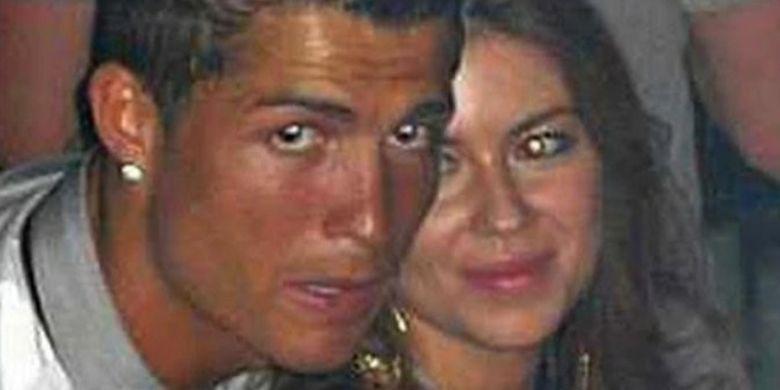 Cristiano Ronaldo dan Kathryn Mayorga