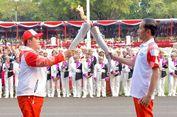 Pembukaan Asian Games, Erick Thohir Minta Atlet Junjung Sportivitas
