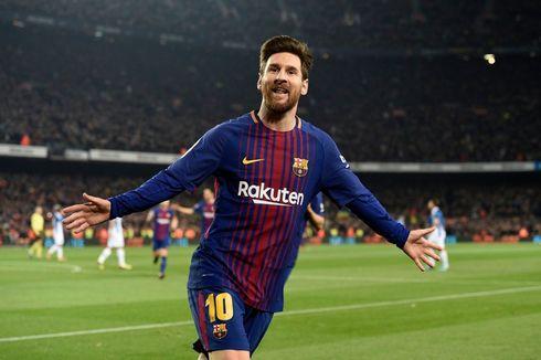 Ternyata Messi Masih Mandul Saat Lawan Chelsea