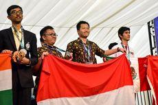Merah Putih Berkibar, Indonesia Raih Medali Olimpiade Matematika di Inggris