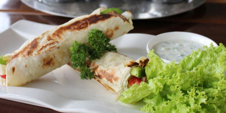 kebab di Hotel Olympic Renotel