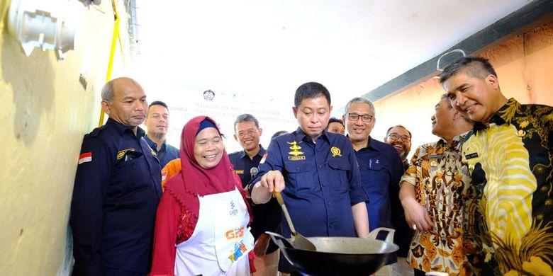 Sah, Kota Cirebon Kini Punya Jargas 3.503 SR Baru