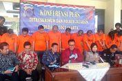 Provinsi DIY Jadi Sasaran Sindikat Pencurian Uang di ATM, Polisi Ringkus 14 Pelaku