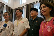 Relawan Jokowi-Ma'ruf Gelar Syukuran Kemenangan Versi Hitung Cepat