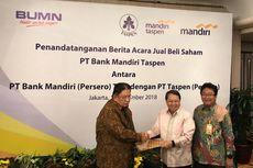 Mandiri dan Taspen Suntik Modal Bank Mantap Rp 500 Miliar