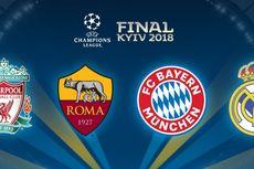 Rekor Pertemuan Bayern Muenchen Vs Real Madrid