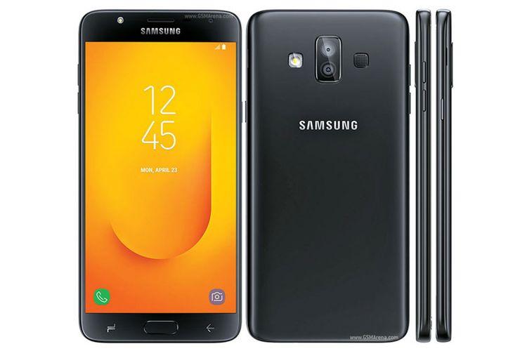Smartphone Samsung Galaxy J7 Duo (2018).