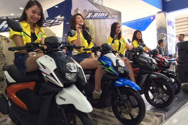 Yamaha X-Ride Generasi Terbaru