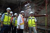 Menhub Harap Pengerjaan MRT Fase 2 Gunakan 50 Persen Komponen Lokal