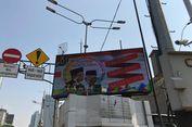 Tim Kampanye Jokowi-Ma'ruf Selidiki Tayangan Videotron di Jalan Protokol