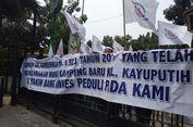 Warga Kampung Baru Kembali Protes Penutupan Jalan