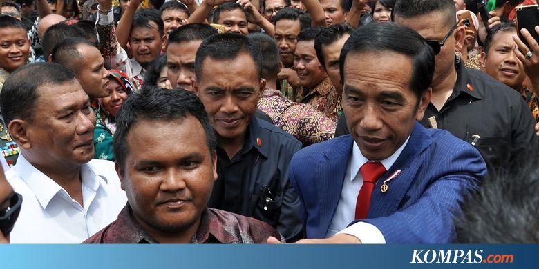 Timses Jokowi: Kalau Semua yang Dilakukan Presiden Dituduh Pencitraan, Enggak Usah Kerja Aja