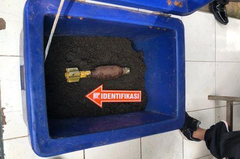Lagi Bersih-bersih, Anak Temukan Mortir Aktif di Lemari Ibunya