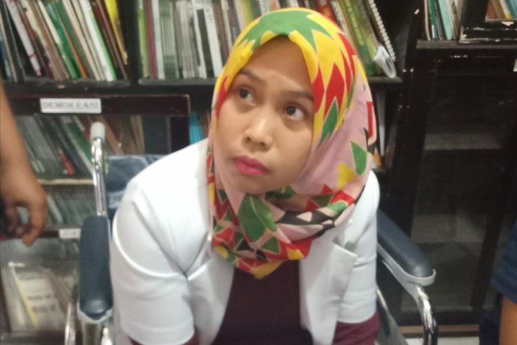 Drg Romi Yang Ditolak Jadi PNS Karena Disabilitas Ternyata Juara 1