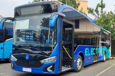 Kemenhub Dorong Bus Listrik Jadi Angkutan Umum