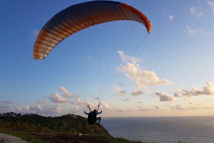 Pengurus Besar Federasi Aero Sport Indonesia (PB FASI) menyebut Paragliding Trip of Indonesia yang di helat Kementerian Pemuda dan Olahraga (Kemenpora) menjadi ajang seleksi bagi para atlet menuju Tim Nasional Paralayang Indonesia.