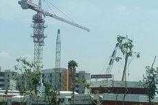 7 Tower Rusun 16 Lantai Sedang Dibangun Dekat Masjid Raya Jakarta
