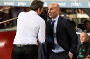 Pelatih Barcelona Bicara tentang Krisis Real Madrid