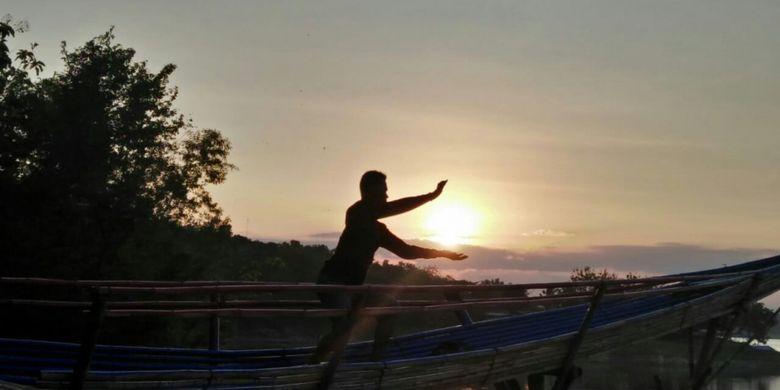 """Kebun di Pinggir WKO Sragen Saat ini """"Disulap"""" Jadi Destinasi Wisata Alam"""