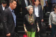 CEO Temasek Enggan Berkomentar Usai Temui Luhut