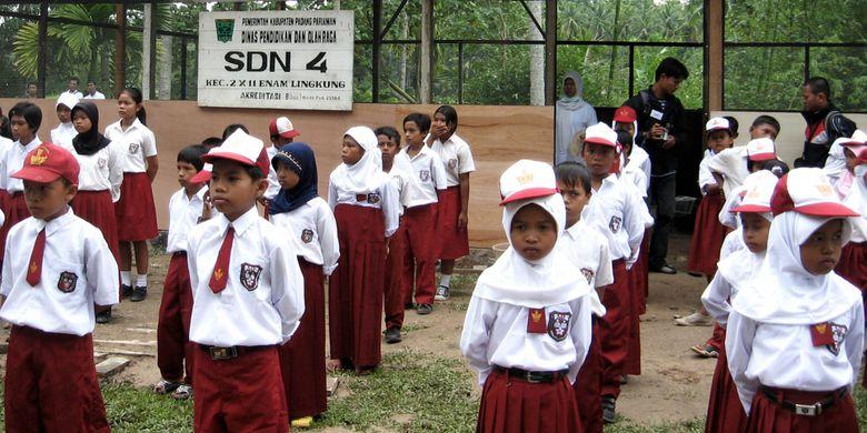 Kemendikbud Sebut Sekolah Lima Hari Tak Ubah Struktur Kurikulum