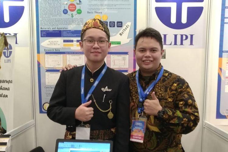 Prestasi membanggakan diraih William siswa SMA Laurensia, Tangerang - Banten, berhasil meraih 3 kategori penghargaan sekaligus ajang  Lomba Karya Ilmiah Remaja (LKIR) LIPI 2018.