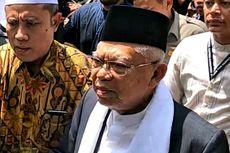 Tanggapi Prabowo soal Ekonomi Kebodohan, Ma'ruf Tawarkan Ekonomi Optimistis