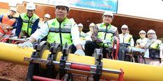 PGN Bagikan Konverter Kit dan Bangun Jaringan Gas di Lampung